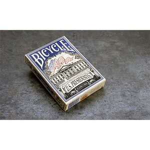 Bicycle US Presidents Playing Cards