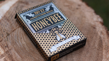Load image into Gallery viewer, Honeybee Special Edition MetalLuxe Playing Cards