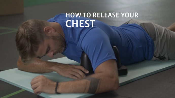 How to Release Your Chest Using MFLEX Myofascial Release Tool