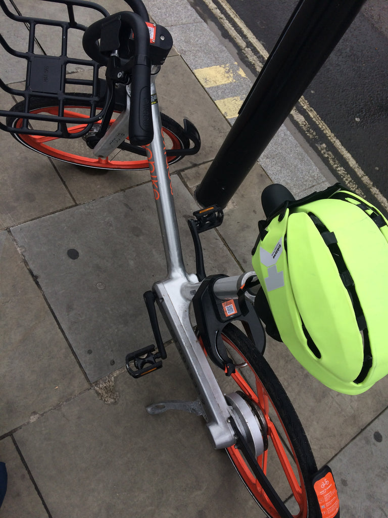 Bike sharing update - Mobike, have they read our Blog