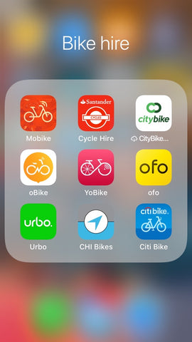 The bike share conundrum