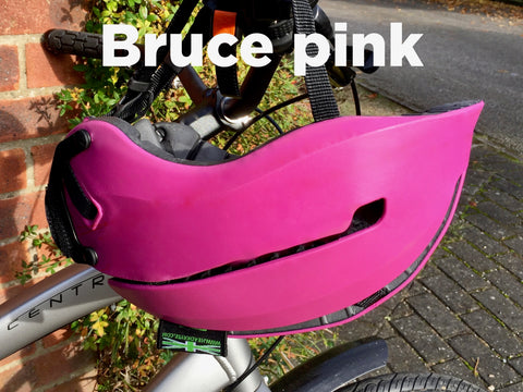 Bruce pink