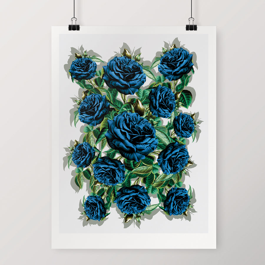 Hedkayse|ONE Blue Rose by Graff IO