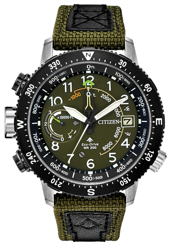 Citizen Promaster BN5050-09X