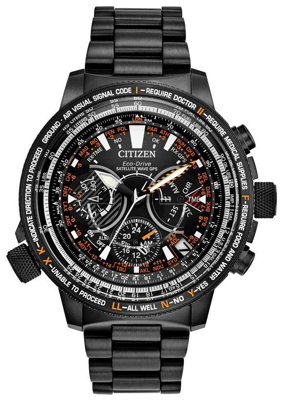 Citizen Satellite Wave CC7015-55E
