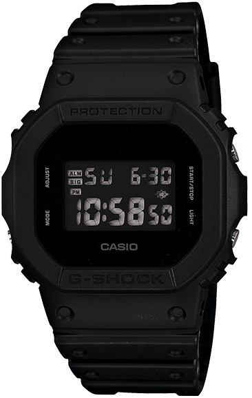Casio G-Shock Classic Blackout DW-5600BB-1CR