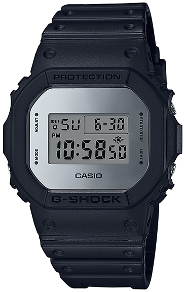 Casio G-Shock Classic Mirror 'LIMITED' DW-5600BBMA-1CR