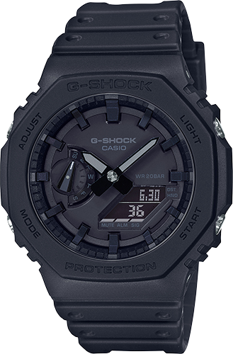 Casio G-Shock G-Carbon Octo Slim GA-2100-1A1CR