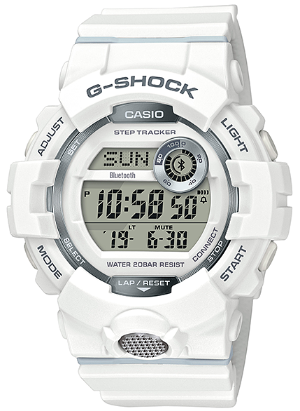 Casio G-Shock BLE Training Timer GBD-800-7ACR