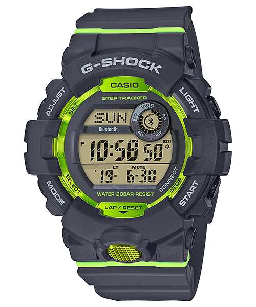Casio G-Shock BLE Training Timer GBD-800-8CR