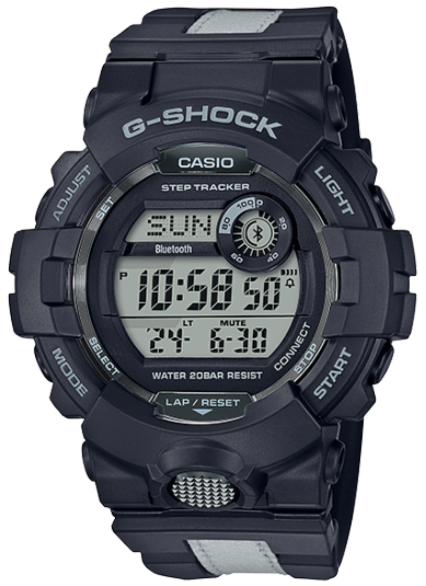Casio G-Shock BLE Training Timer 'LIMITED' GBD-800LU-1ACR