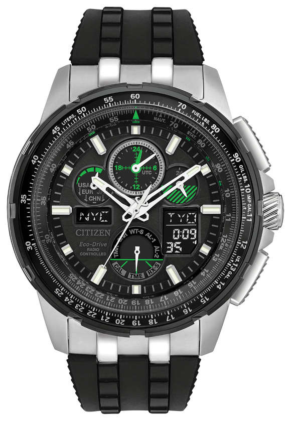 Citizen Atomic Timekeeping JY8051-08E