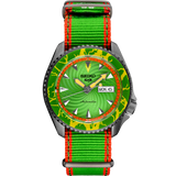Seiko 5 Sports Street Fighter V Limited Edition Blanka Warrior SRPF23