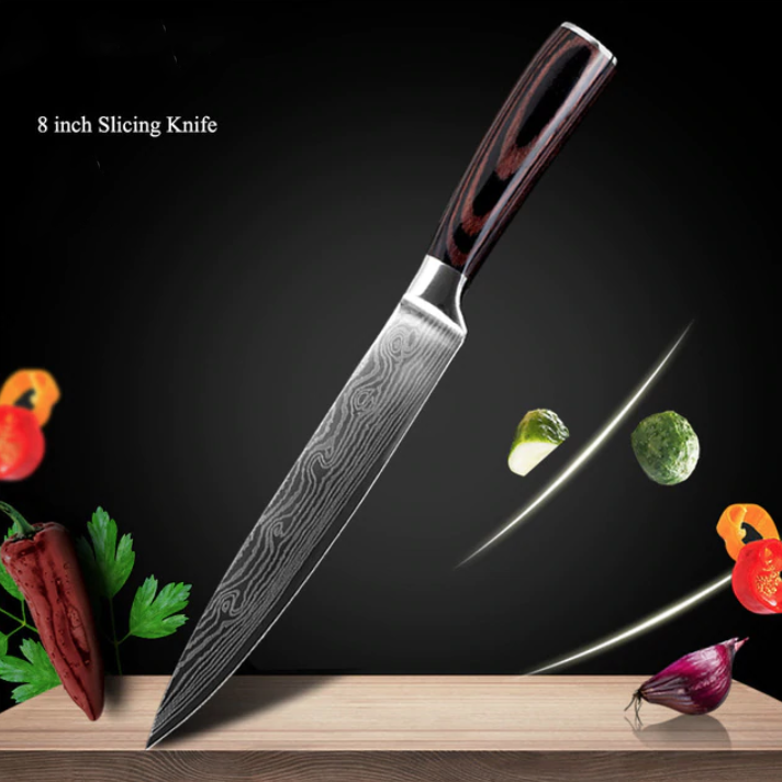 Kogami Steel Kitchen Knives (40% OFF)*