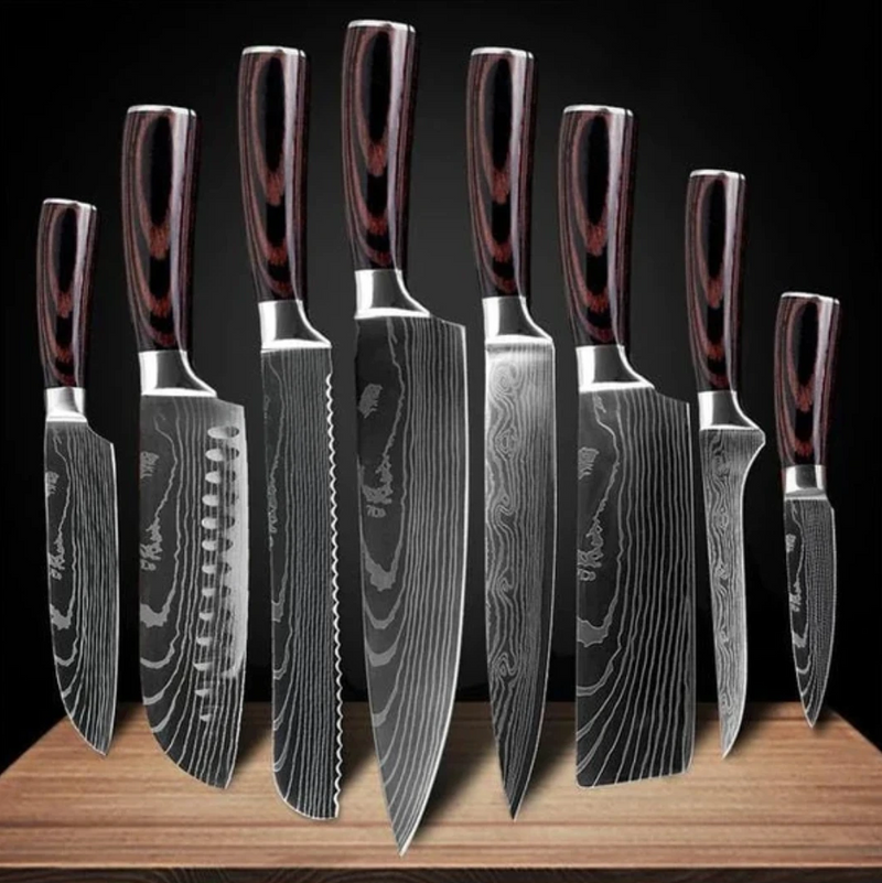 Kogami Steel Kitchen Knives