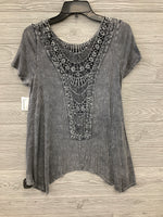 Photo #1 - BRAND: CMD <BR>STYLE: SHORT SLEEVE <BR>COLOR: CHARCOAL <BR>SIZE: M <BR>SKU: 40322081205U