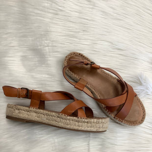 Primary Photo - BRAND: MADEWELL STYLE: SHOES FLATS COLOR: BROWN SIZE: 7.5 SKU: 322-322028-1754