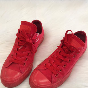 Primary Photo - BRAND: CONVERSE STYLE: SHOES FLATS COLOR: RED SIZE: 7 SKU: 322-322028-1401