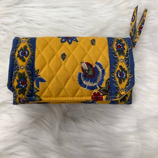 WALLET SIZE S - YELLOW.