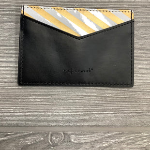 WALLET SIZE S BY SEE JANE WORK - BLACK .