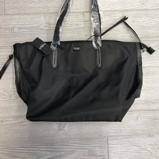 TOTE SIZE L BY BOTKIER - BLACK.