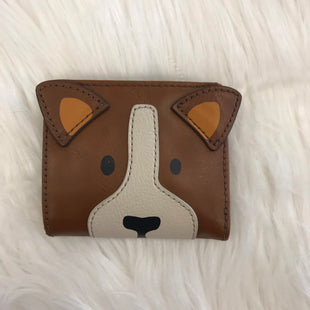 WALLET BY FOSSIL SIZE SMALL - BROWN.
