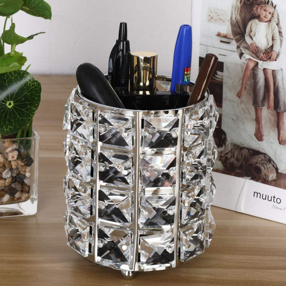 Luxury Makeup Brush Holder