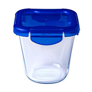 Lunch box Pyrex COOK&GO Transparent Glass 0,8L