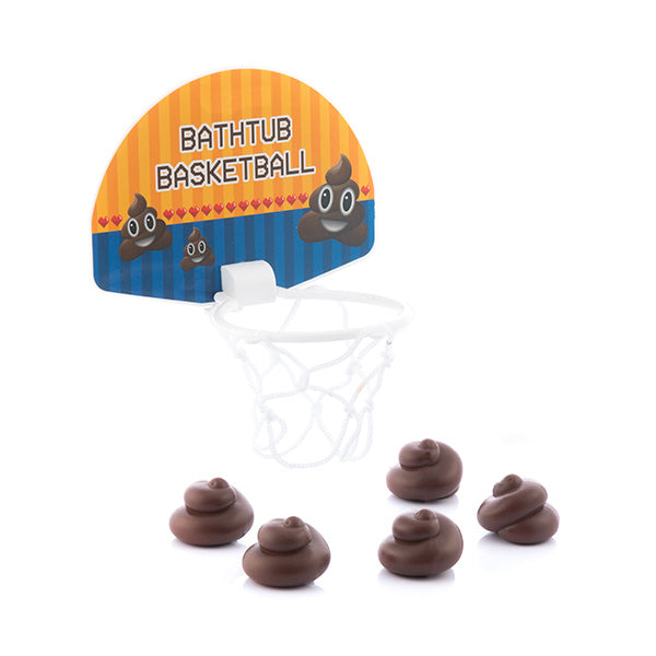 Bath Basketball Hoop Poo 6 Pieces