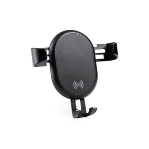 Wireless Charger Support for Car Black 146180