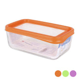 Lunch box Bormioli Rectangular (20,3 x 12,3 x 8 cm)
