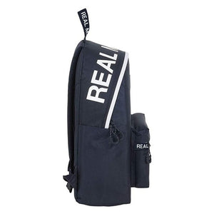 School Bag Real Madrid C.F. Navy Blue