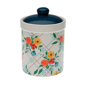 Jar Fiori Viva Ceramic