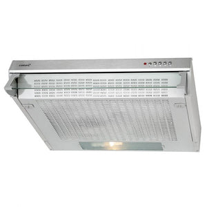 Conventional Hood Cata F2260X CONVENCIONAL 60 cm 310 m3/h 65 dB 180W Stainless steel