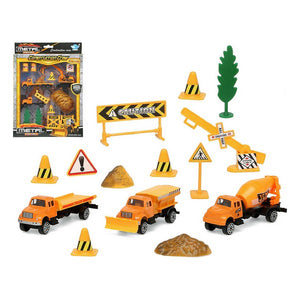 Construction Vehicles 113509