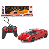 Remote-Controlled Car Racing 117523