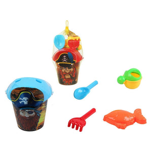 Beach toys set Pirate (5 Pcs) 117465