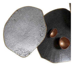 Wall Decoration Dekodonia Metal Sphere (134 x 7 x 73 cm)