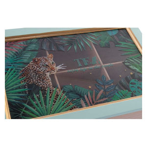 Box for Infusions Dekodonia Wood Jungle (30 x 20 x 7 cm)