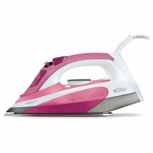 Steam Iron Solac PV2006 2400W Pink