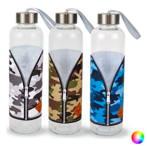 Bottle Sporting Glass 600 ml