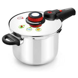 Pressure cooker Monix M790003 7 L Stainless steel