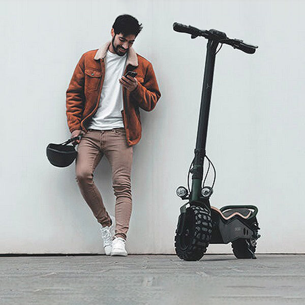"Electric Scooter Cecotec Bongo Serie Z Off Road 12"" 25 km/h 1100W"