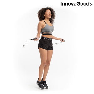 Wireless and Rope-free Skipping Rope Jupply InnovaGoods