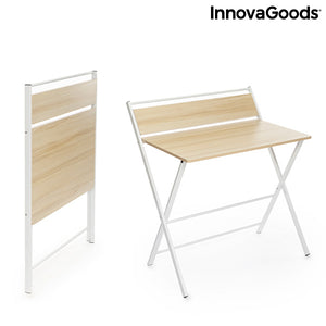 Folding Desk with Shelf Tablezy InnovaGoods (Refurbished D)