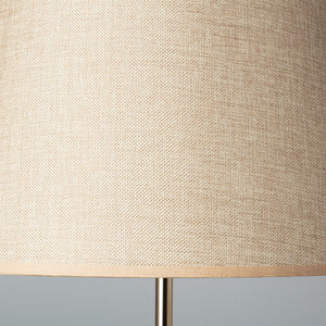 Floor Lamp Ledkia Qaanso Wood 40 W (1530x460x460 mm)
