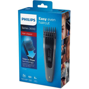 Cordless Hair Clippers Philips HC3520/15 Series 3000 Black