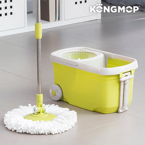 Kong Mop Revolving Mop and Bucket with Wheels