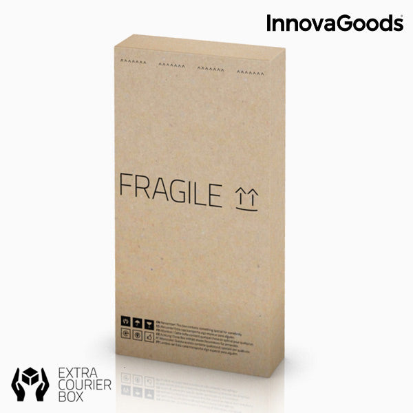 InnovaGoods Electric Pad for Neck & Back 42 x 63 cm 100W Beige