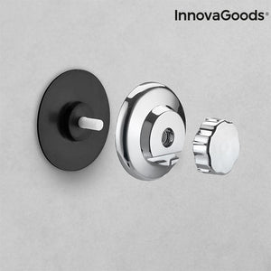 InnovaGoods Suction Cup Shower Caddy